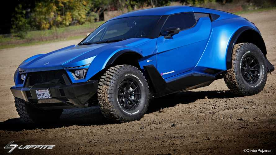 Laffite G-Tec X-Road Packs Up To 720 HP And Loves Getting Dirty