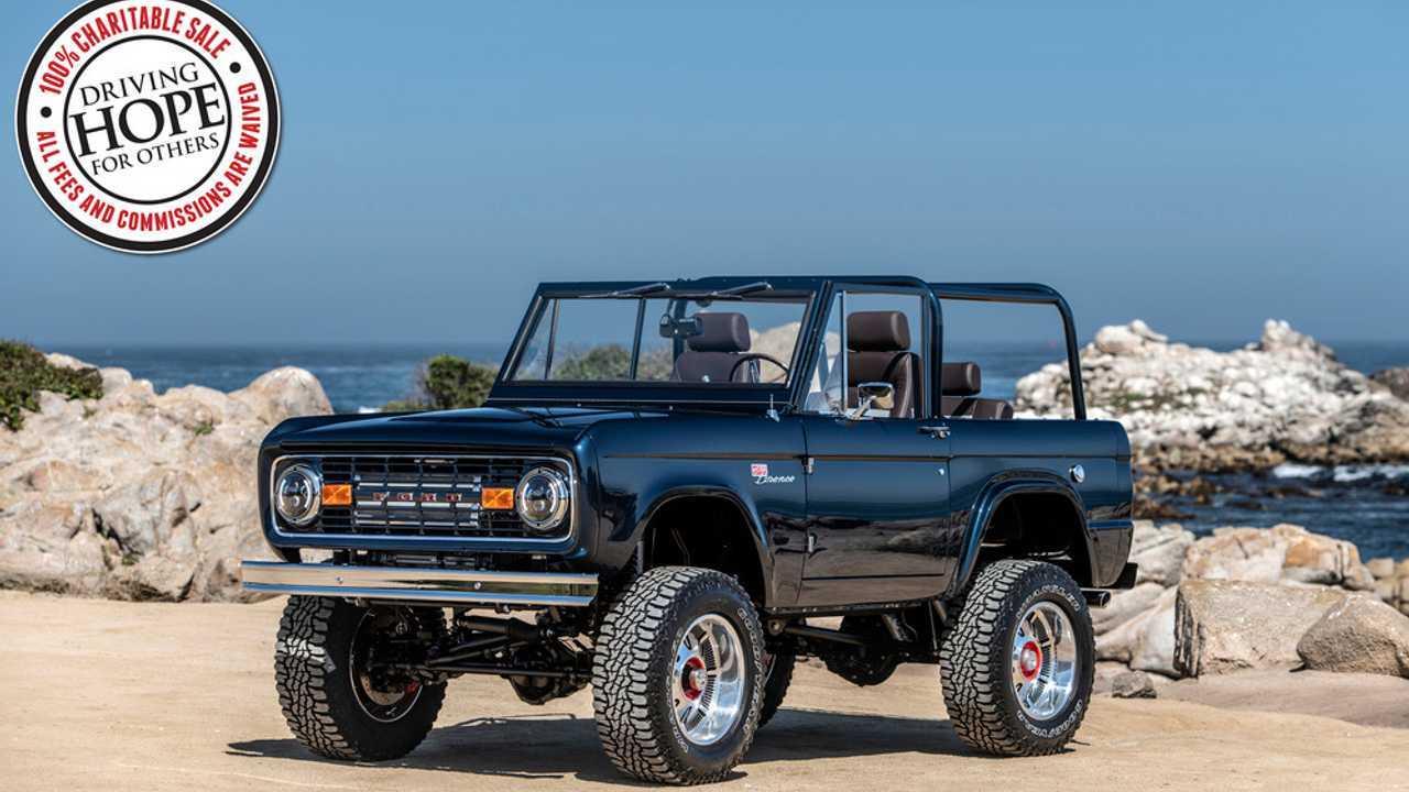 Barrett-Jackson Charity Auction Cars
