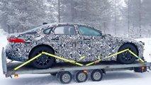 Jaguar XJ 2020, fotos espía