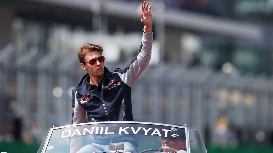 Квят оказался вторым с конца по размеру зарплаты в «Формуле-1»