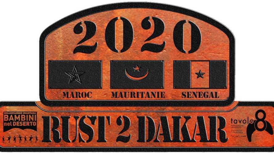 Rust2Dakar: al via le candidature per il primo rally benefico