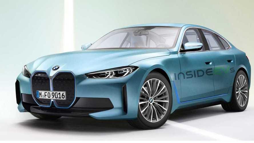 La future BMW i4 devrait ressembler à ça