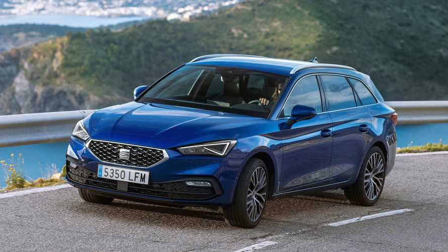 Seat Leon Sportstourer (2020) On Location