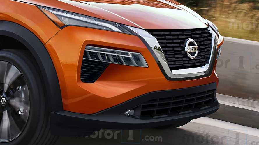 Nuevo Nissan Qashqai 2020, la recreación