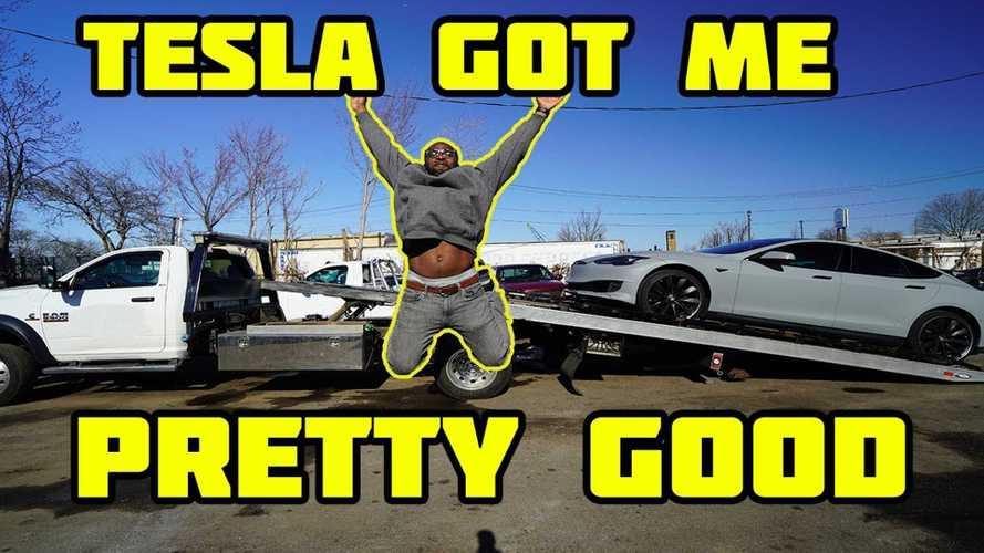Tesla Supercharging Restriction Makes Rich Rebuilds Reconsider Tesla