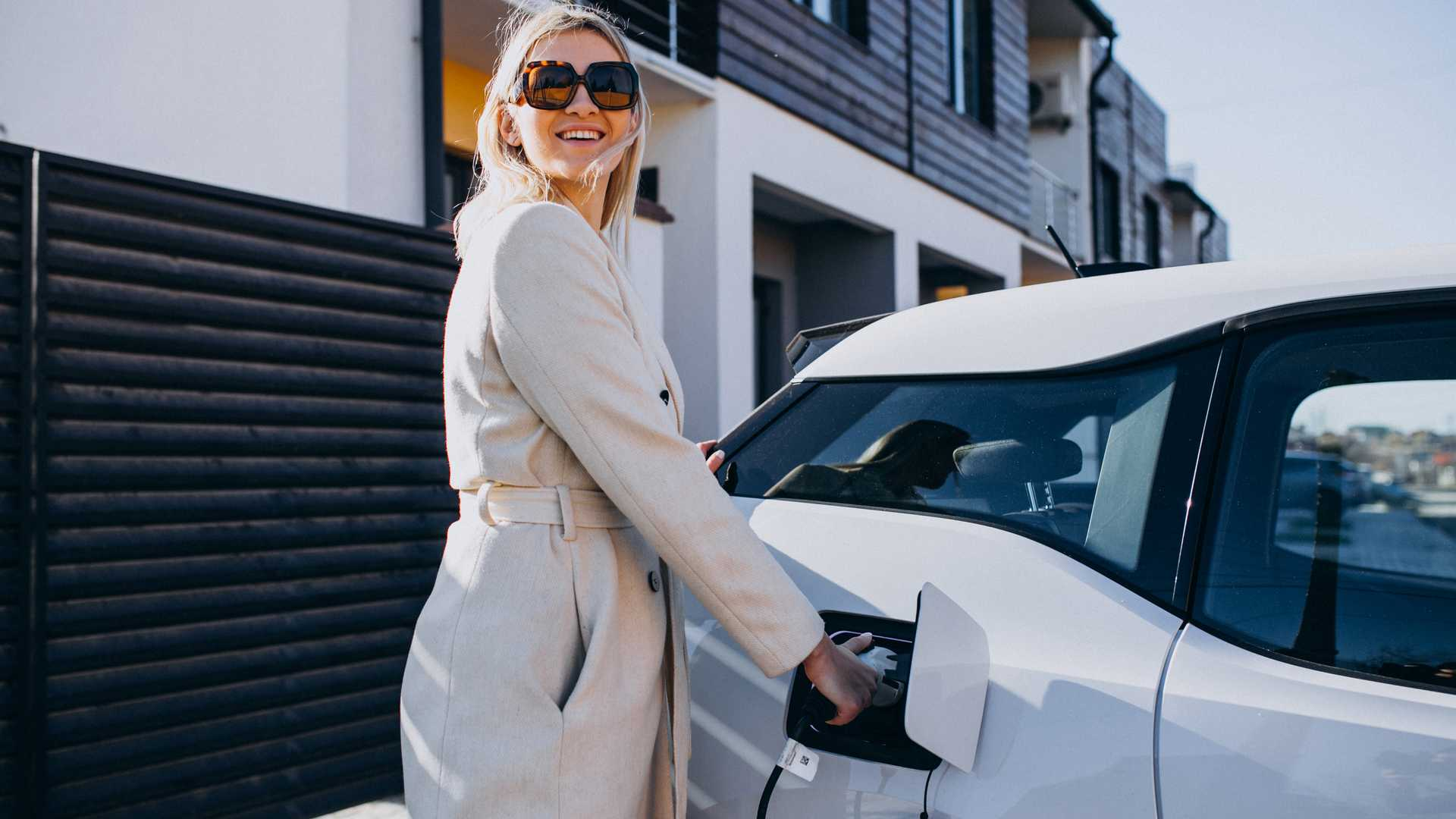 Homes with charging points can make more money renting out their parking spaces