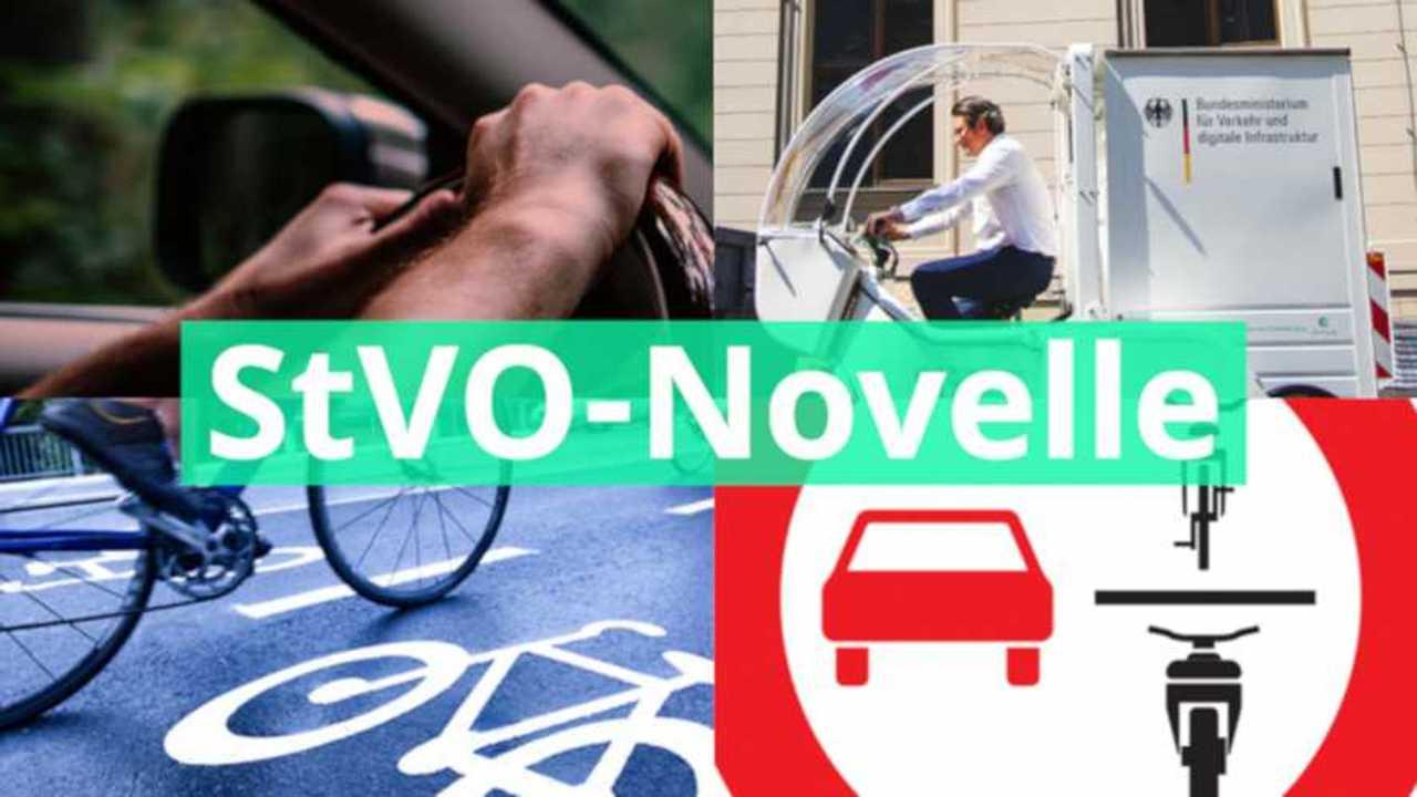 Neue Bußgelder und Verkehrsregeln 2020 (Bild)