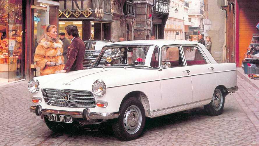 Peugeot 404, el legendario modelo francés que está de cumpleaños