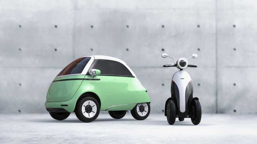 Micro-Mobility Will Reveal The Microlino 2.0 At The Geneva Motor Show