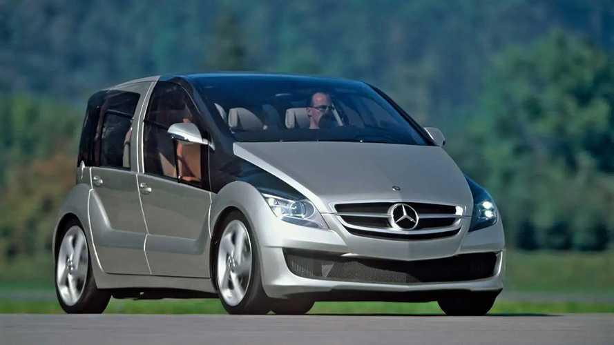 Prototipos olvidados: Mercedes-Benz F 600 Hygenius (2005)