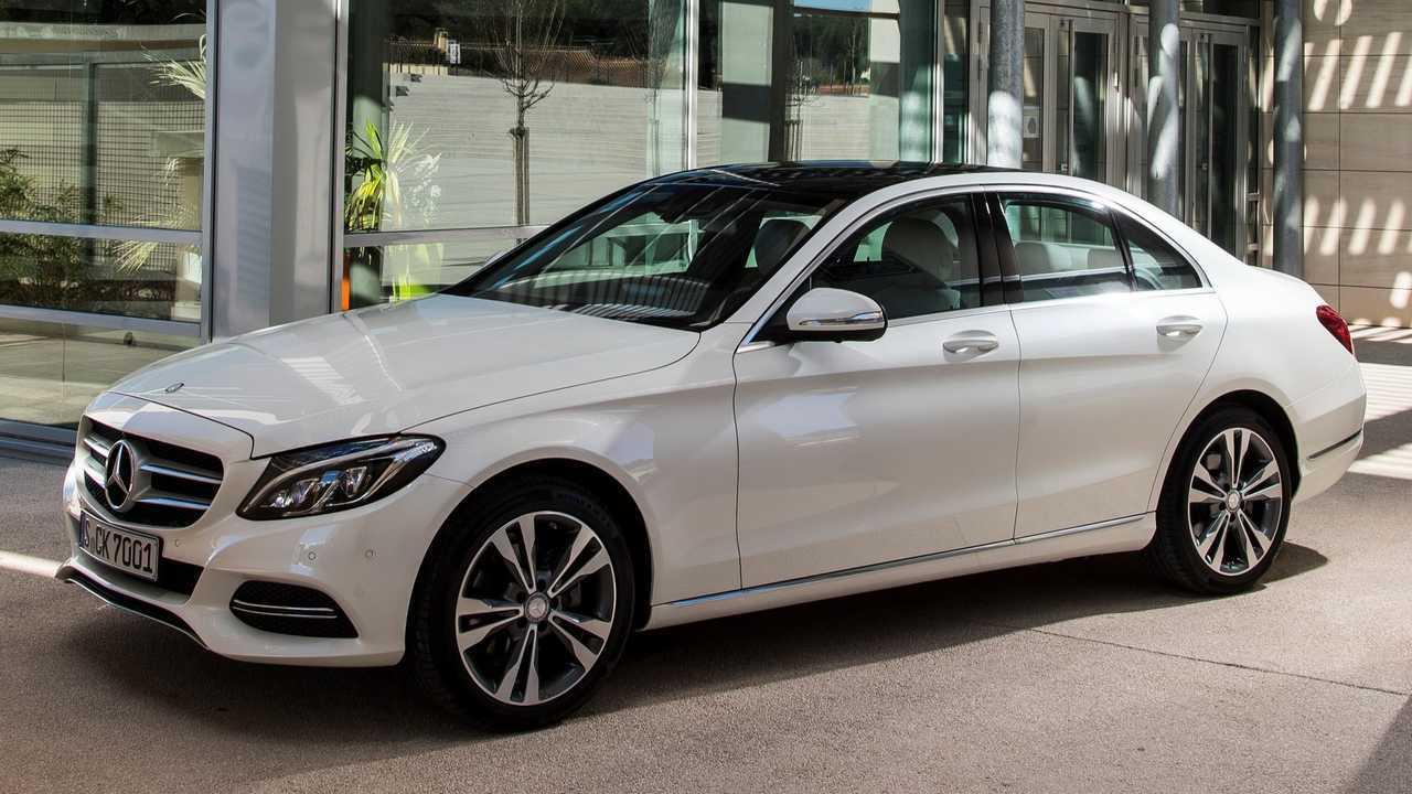 2015 – Mercedes-Benz C-класса