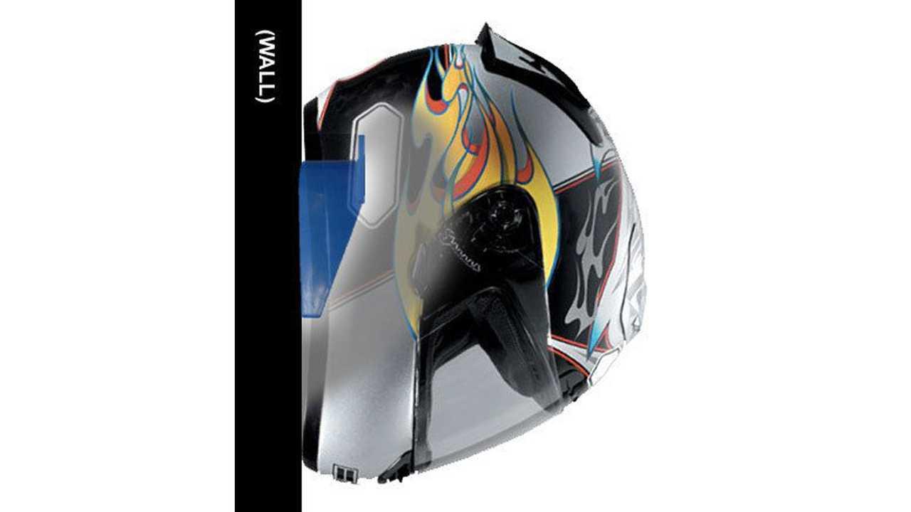 Helmet Rack - $14.99