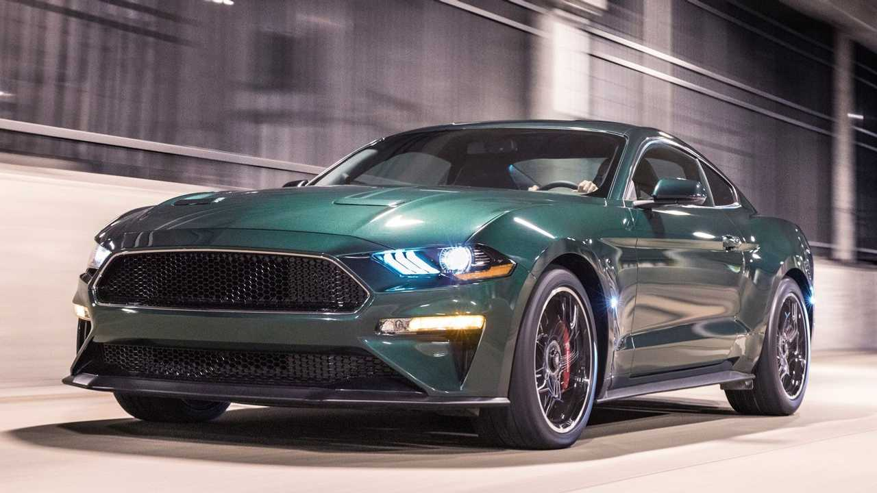 2019-20 Ford Mustang Bullitt