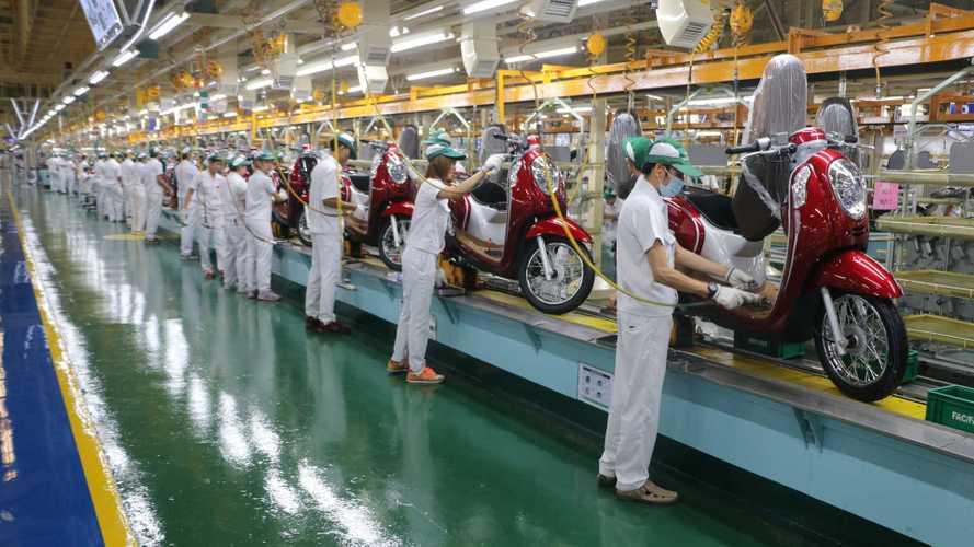 Coronavirus: Honda chiude due stabilimenti in Cina
