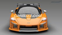 McLaren Senna Can-Am