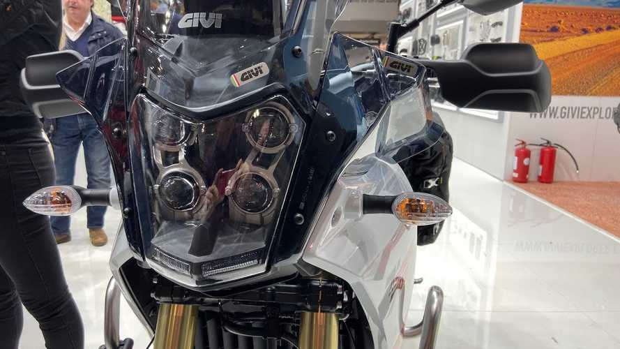 Givi Adventurizes The New Ténéré 700 With Luggage And Protectors