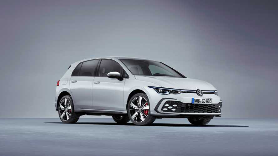 Volkswagen Golf GTE PHEV Hot Hatch Debuts Ahead Of Geneva Reveal
