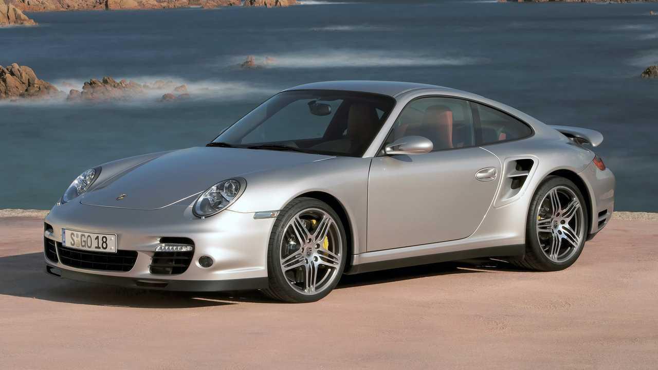 Porsche 911 Turbo (997) - 2006-2013