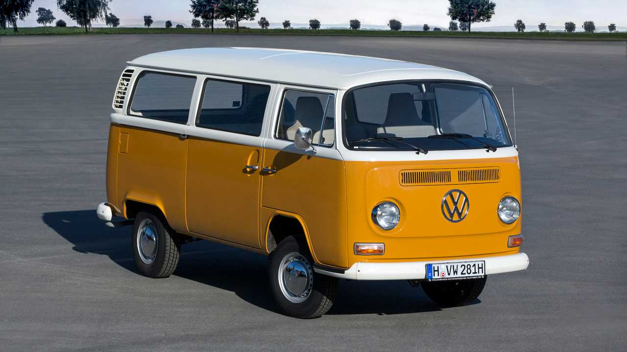 Volkswagen Transporter 70th Birthday