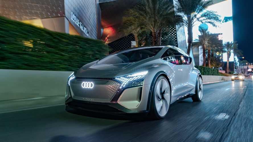 CES 2020: Audi AI:ME é versão futurista e premium do Volkswagen ID.3