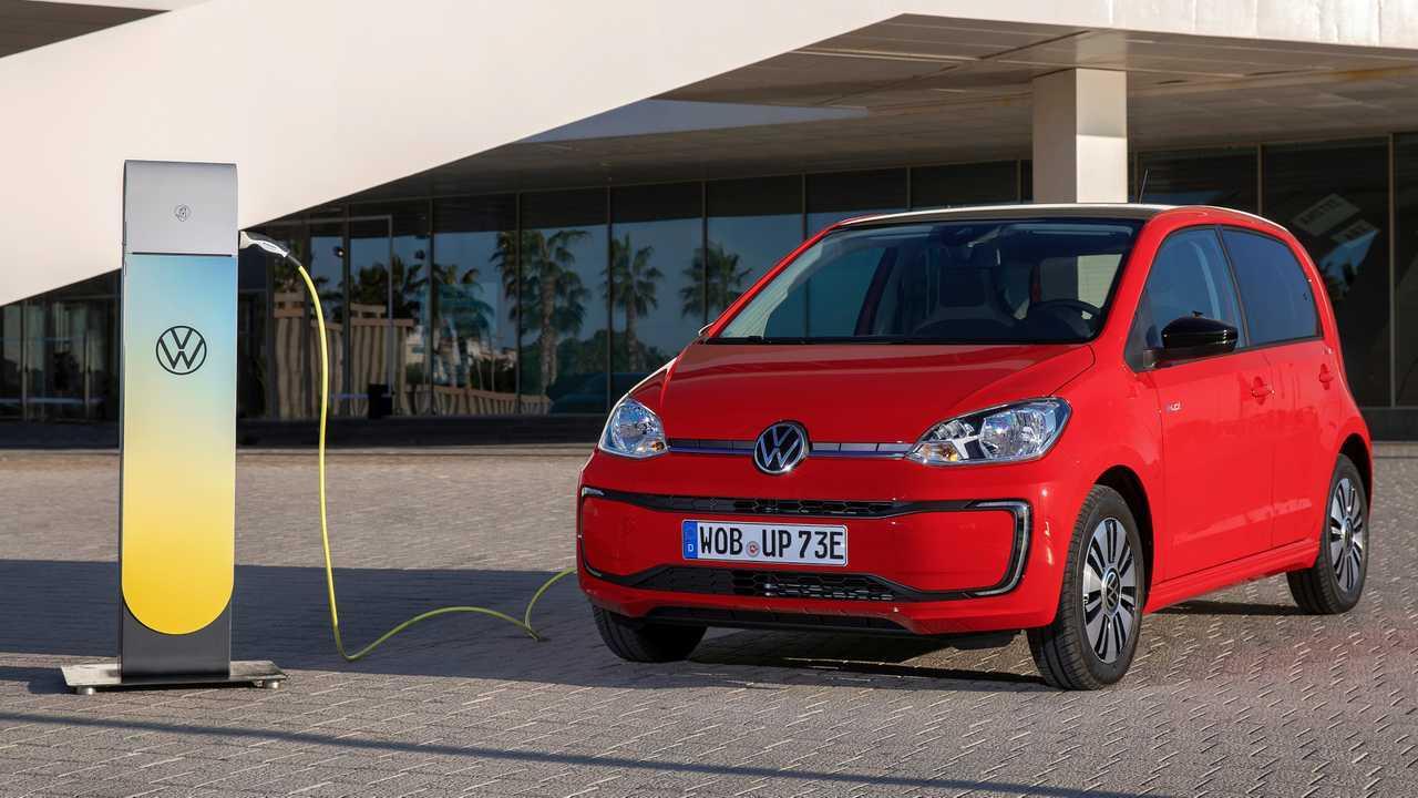 VW e-Up (début 2020)
