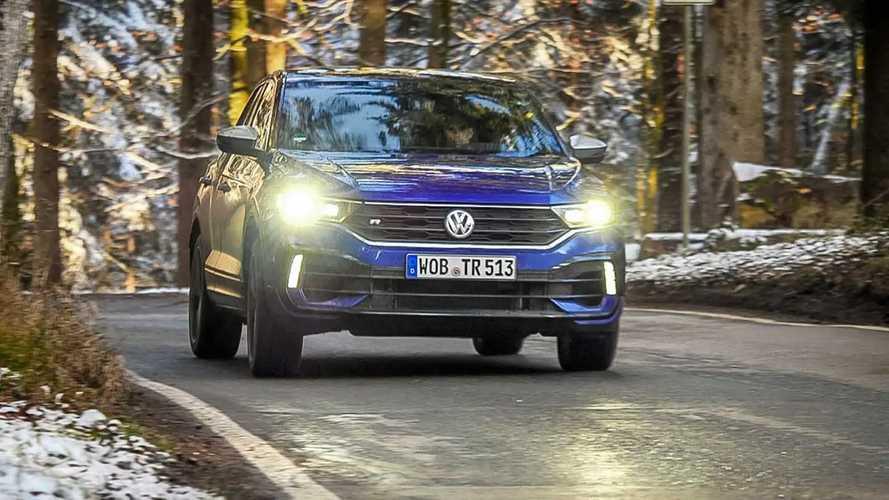 VW T-Roc R fotók