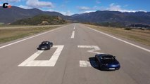 Mercedes-AMG GT C Vs Porsche 911 4S Cabrio