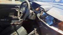 Audi S3 Sportback (2020): Erster Blick ins neue Cockpit