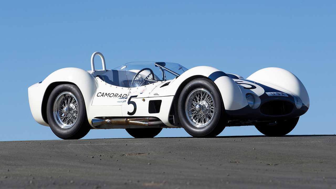 Maserati Tipo 61 'Birdcage' (1960) - 1,8 millones de euros
