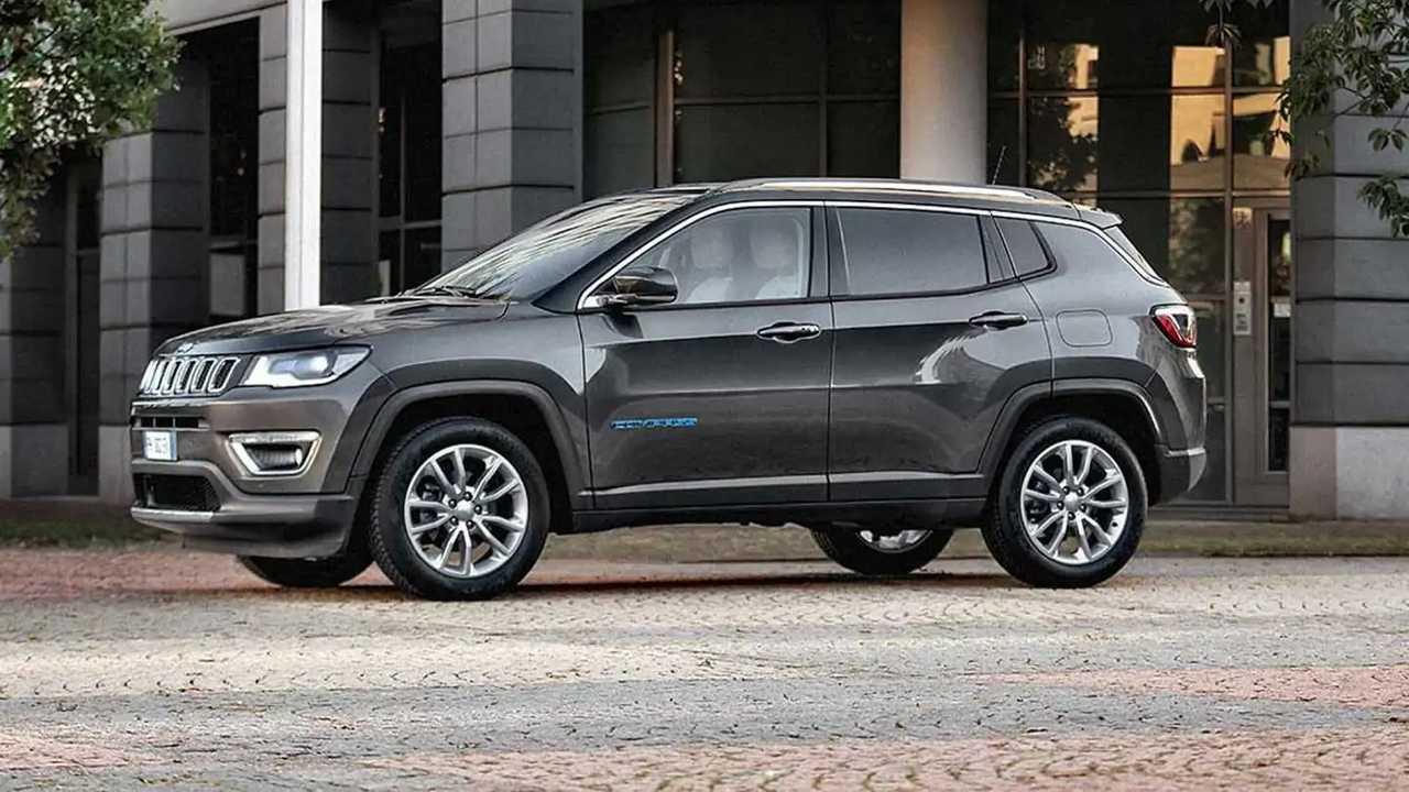 Jeep Compass Und Renegade 4xe Alle Preise Alle Infos Update