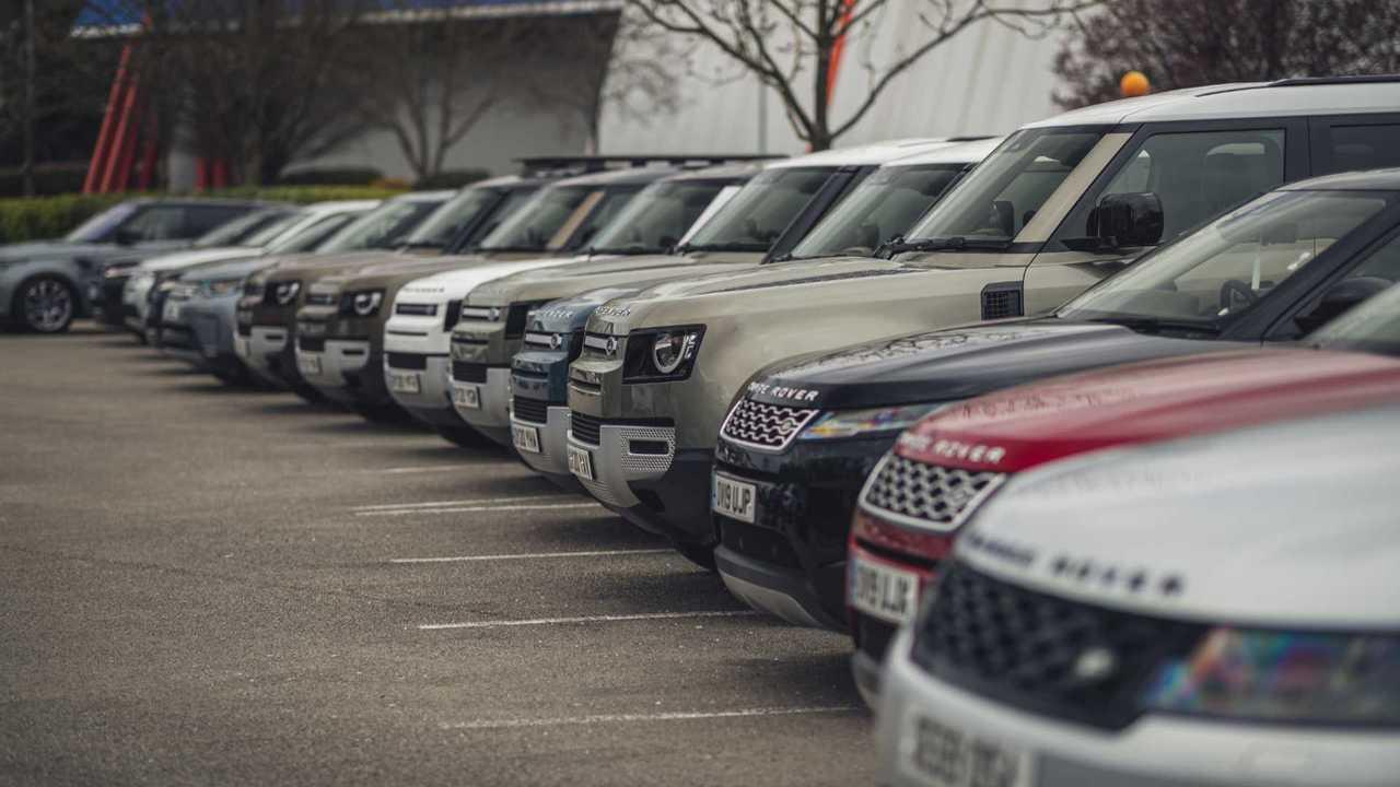 Jaguar Land Rover Vöröskereszt