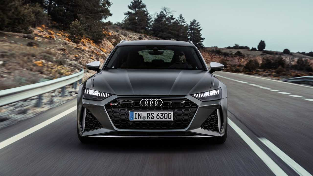 Audi RS 6 Avant - пакет RS Plus