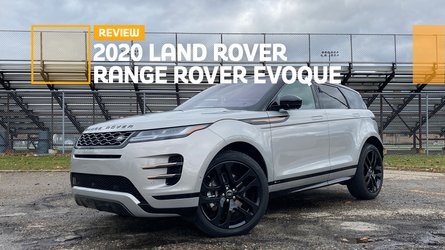 2020 Land Rover Range Rover Evoque Review: Good, Despite The Circumstances