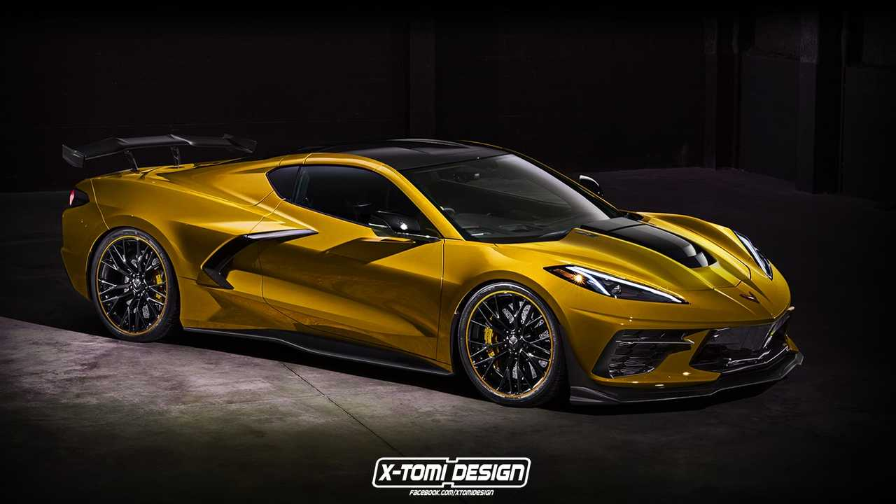 Chevrolet Corvette Z06 / ZR1 2022