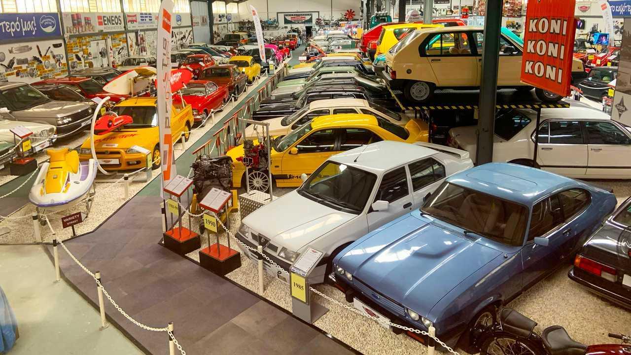 Cyprus Historic & Classic Motor Museum
