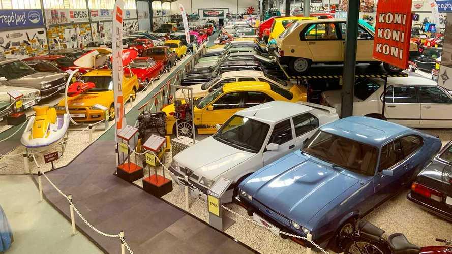 «Я гонял на Lada»: 18 машин из коллекции самого быстрого киприота