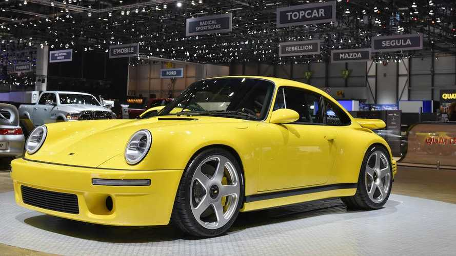 30 years on: Ruf's 2017 CTR Yellowbird
