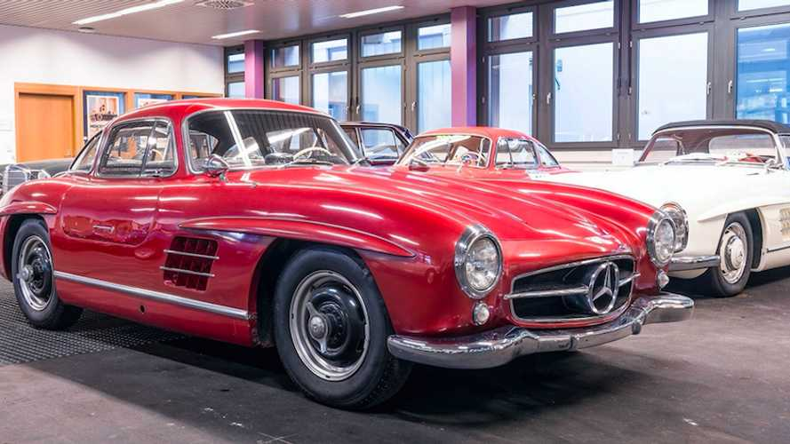 I wish I'd bought... a Mercedes 300SL