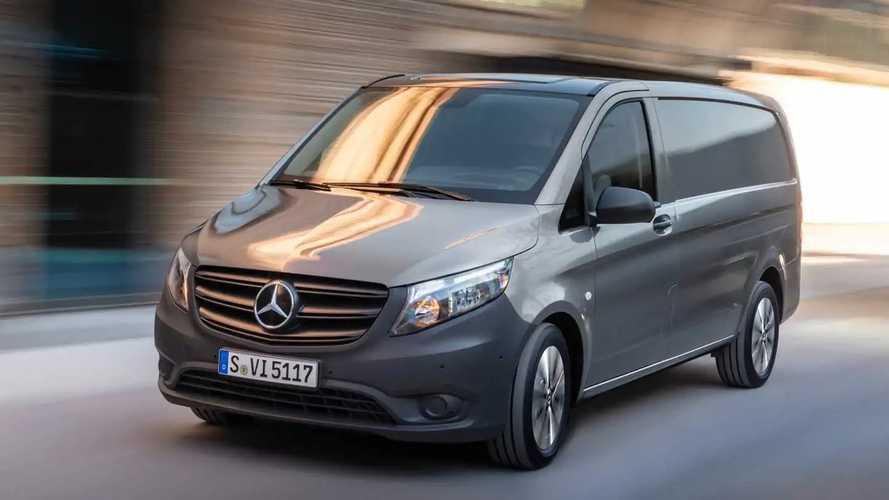 Mercedes-Benz Vito restyling 2020 e eVito Tourer