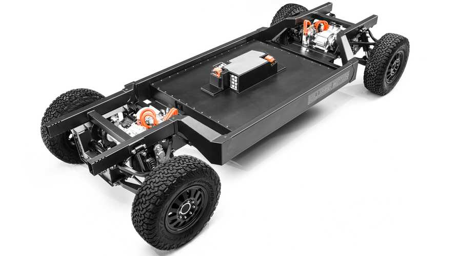 Bollinger E-Chassis