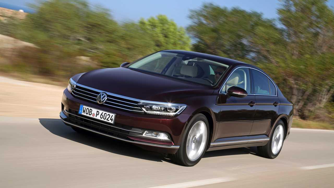 WCOTY 2015 - Volkswagen Passat