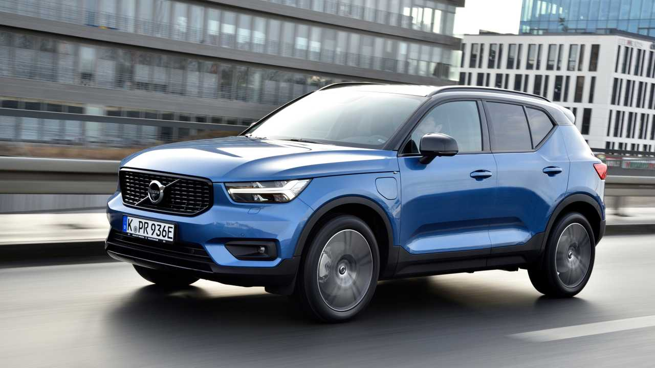 Volvo XC40 T5 Twin Engine (2020)