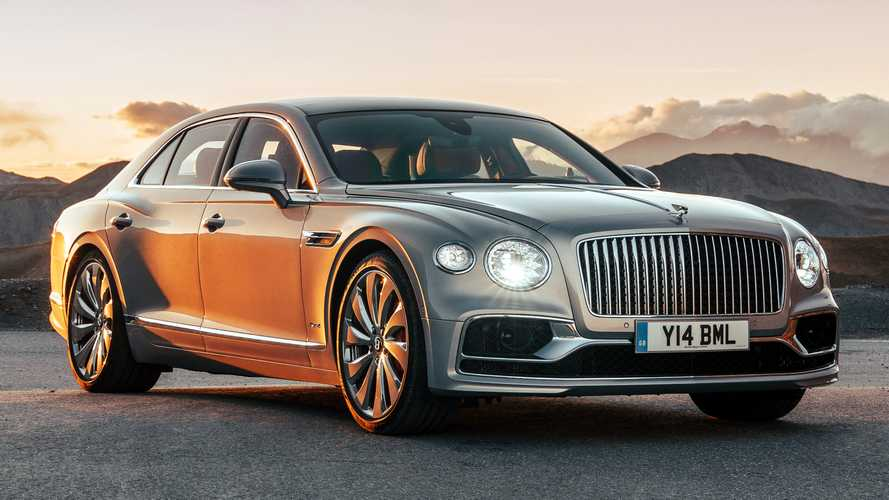 Tech-laden Bentley Flying Spur goes on sale