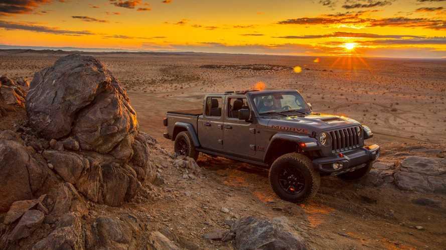Jeep Gladiator Mojave 2020: listo para el desierto