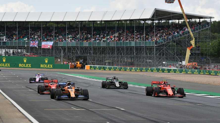Pazza idea Silverstone: correre più GP, anche in senso contrario