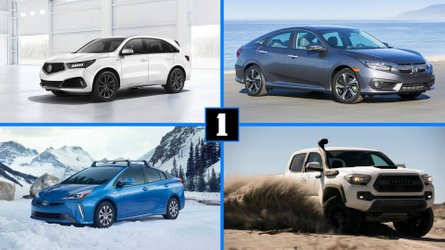 Study Reveals 9 Best Used Vehicles To Buy In 2020
