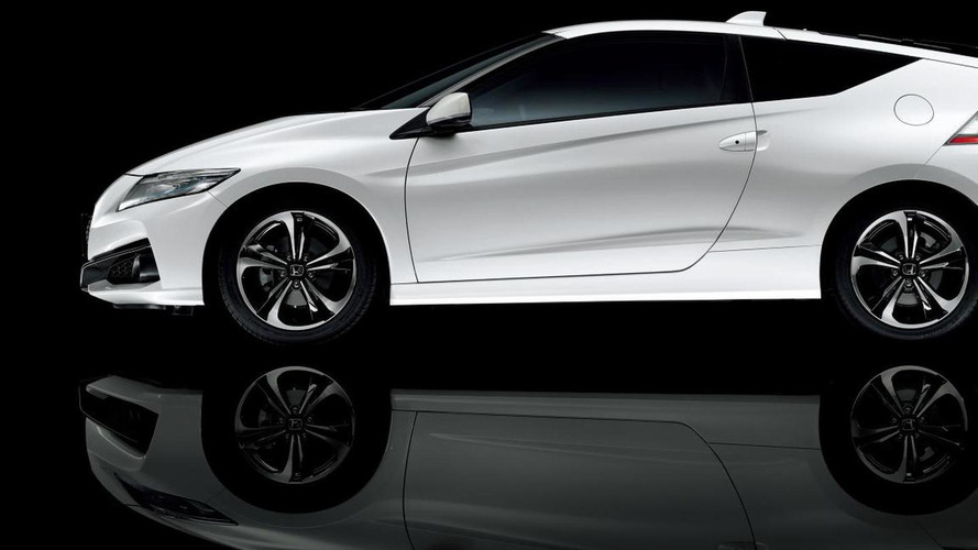 2016 Honda CR-Z facelift unveiled in Japan