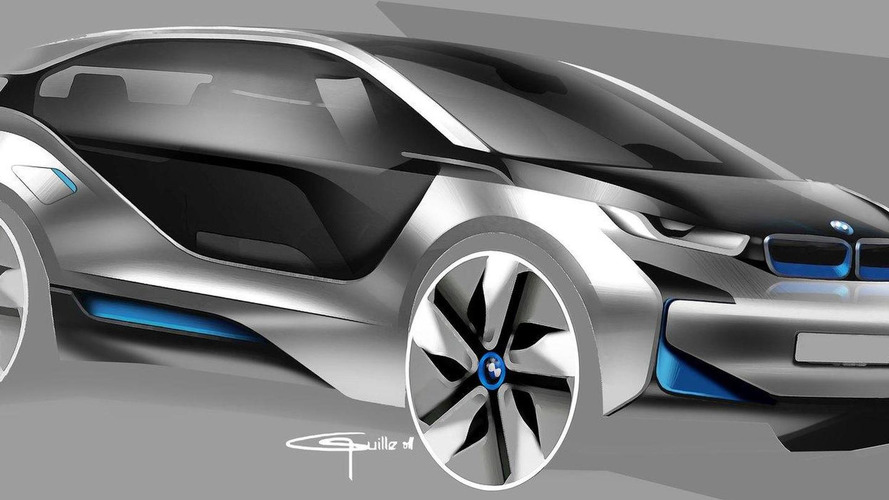 New BMW i concept confirmed for L.A. debut