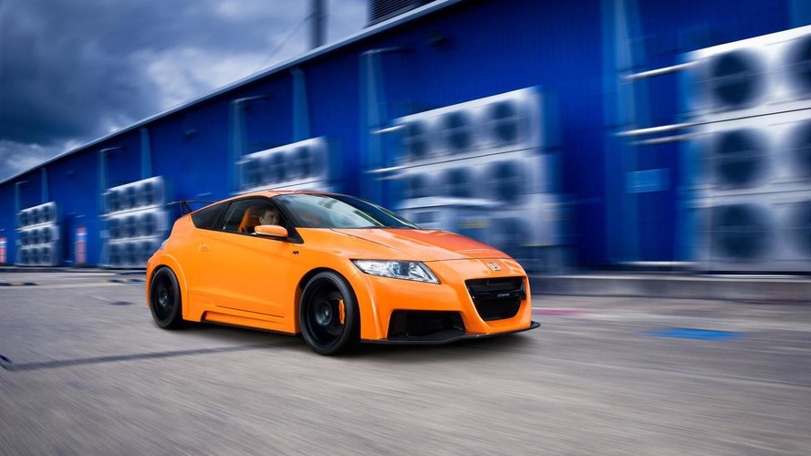 Honda CR-Z Mugen launching early next year - report