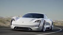 Porsche Mission E konsepti